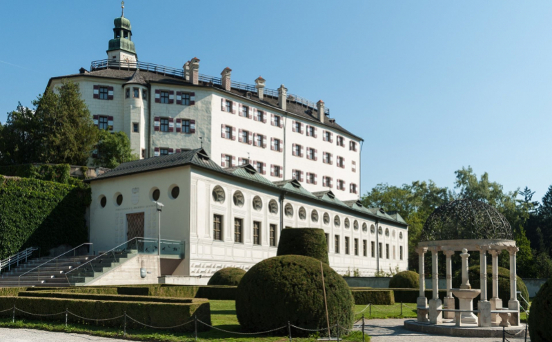 Le Château d'Ambras (Innsbruck)
