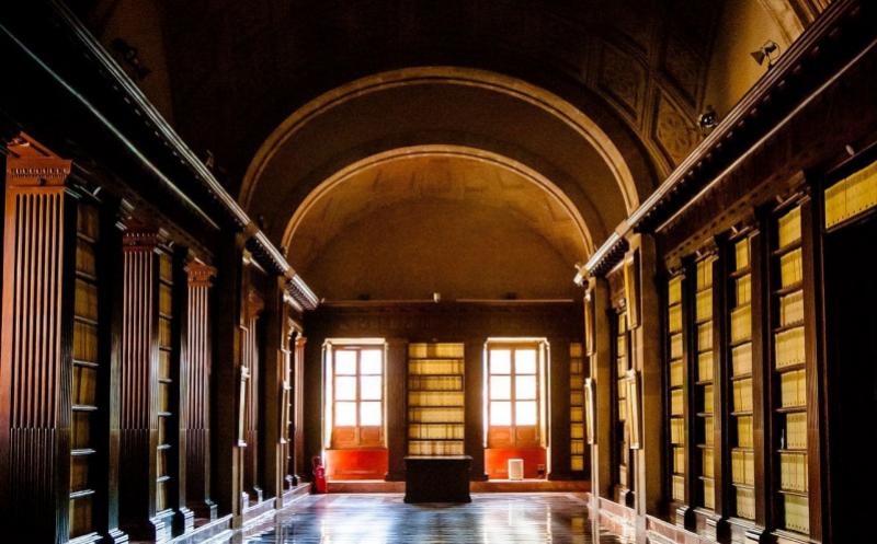 Les Archives générales des Indes (Séville)